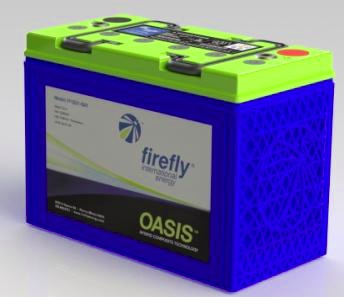Firefly Group 31 battery