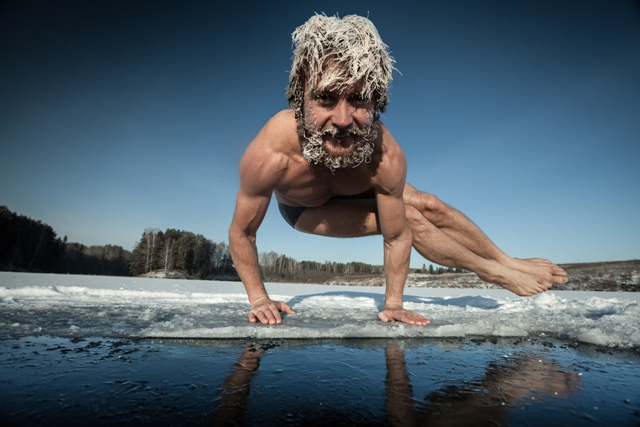 man-naked-ice-dreamstime m 48813882
